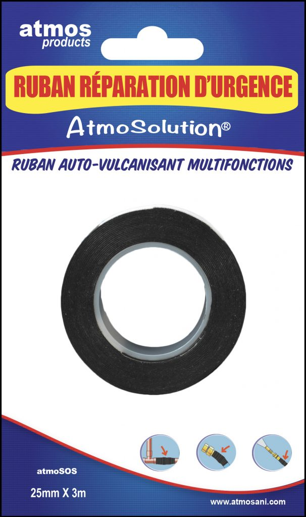 RUBAN REPARATION D'URGENCE - ATMOS PRODUCTS