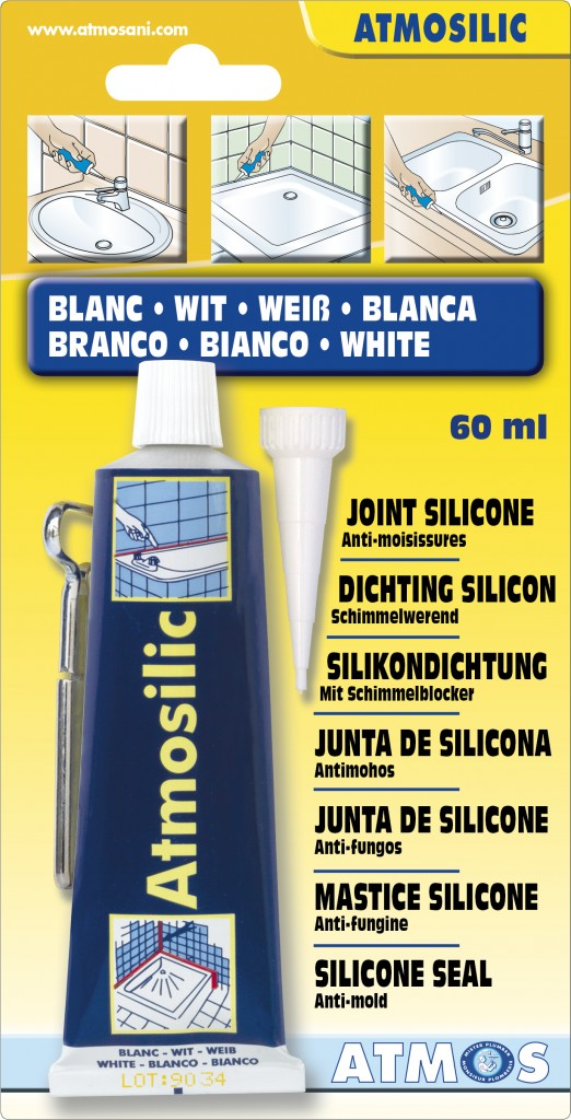 JOINT SILICONE BLANC- ATMOS PRODUCTS